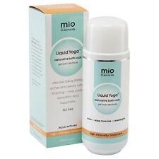 Mio Fit Skin For Life LIQUID YOGA Restorative Bath Soak - 6.8 fl oz - New In Box