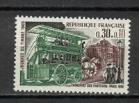s25022) FRANCE 1969 MNH** Stamp Day 1v