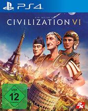 Sid Meier's Civilization VI(PlayStation 4, 2019)