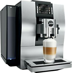 JURA Z6 fully automatic coffee machine aluminum, free shipping Worldwide