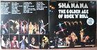 "SHANANA ""The Golden Age of Rock'n'Roll "" (Vinyle 33t / 2 LP) 1973 - Pressage US"
