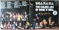 "SHANANA ""The Golden Age of Rock'n'Roll "" (Vinyle 33t / 2  LP) 1973 - Pressage US"