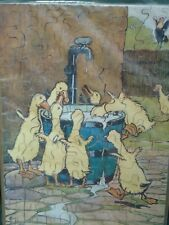 More details for cecil aldin  scarce children's wooden jigsaw - hunting