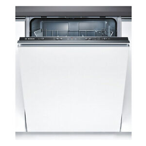 Bosch SMV40C30GB full-size integrated dishwasher in Black