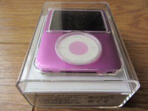 APPLE IPOD NANO 8GB 3RD GEN PINK, & FREE BRAND NEW PINK ACCESSORIES