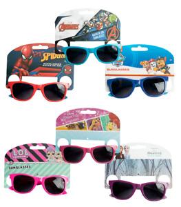 Avengers Princess Paw Patrol 400 UV Protection Sunglasses Kids Summer Holiday