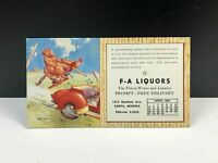 Vintage LAWSON WOOD Some Pickup Marketing Postcard