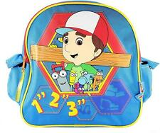 Disney Handy Manny Junior Rucksack Rucksack Backpack School Bag