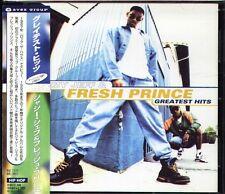 JAZZY JEFF & FRESH PRINCE - Greatest Hits - Japan CD+2BONUS - 18Tracks