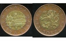 TCHECOSLOVAQUIE  50  korun  2008