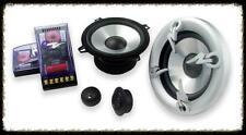 "Oz Audio 5.25"" SPLIT (Component) Speakers Rare USA MADE Audiophile Quality"