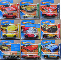 2011 Hot Wheels 1:64 T-Hunt HW Garage Thrill Racers Fan & Sammler & Spielzeug