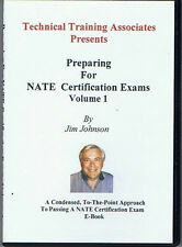 PREPARING FOR NATE CERTIFICATION EXAMS  (E-BOOK) on CD