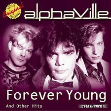 Audio CD Forever Young & Other Hits - Alphaville - Free Shipping