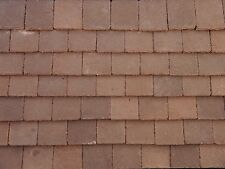 250 Real Brick Miniature Conker Dolls House Roof Tiles