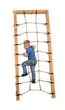 SCRAMBLE NET 0.75 x 2.00m for Kids CLIMBING  NET