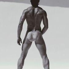 Rufskin Jarvis Men's Erotic Euro Cut Swim Bikini Silver