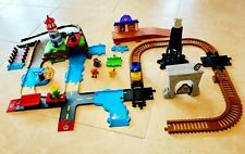 Paw Patrol Mega Play Set Spin Master Tower Tracks Racers Light House Zuma Figure