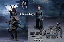 Samurai Female Warriors Vintage Armor Standard Version Pop Toys 1/6 W003A USA