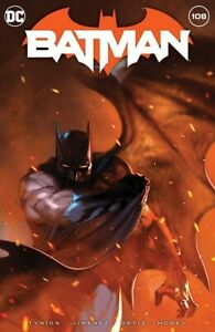 BATMAN 108 NM+ DELL'OTTO VARIANT 1ST FULL APP MIRACLE MOLLY 🔥 2021