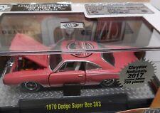 DODGE BOYS SCAT PACK PINK 1970 SUPER BEE CARLISLE 2017 750 PROMO MOPAR 17-24 M2