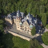 Schlossromantik in traumhafter Kulisse im 4* Schloss Hotel Wolfsbrunnen