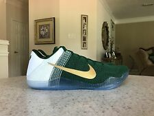 Kobe 11 MSU Size 12.5 PE (3 4 5 6 7 8 9 10 Promo Sample Michigan State Spartans)