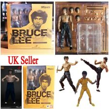 UK Kung Fu Bruce Lee S.H.Figuarts Movable Action Figure SHF PVC Toys Gifts 14cm