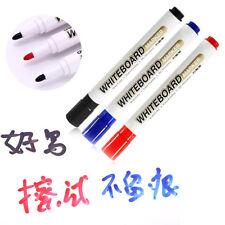 1PC Whiteboard Marker Pens White Board Dry-Erase Marker Fine 2mm Nib Stationery