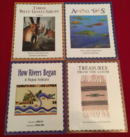 4 Early Readers Books Waterford Institute Electronic Education Classroom Lot