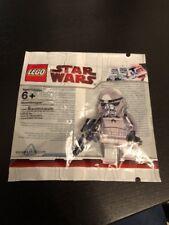 LEGO Star Wars Chrome Stormtrooper 2853590 RARE Minifigure Polybag BNIP
