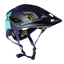 661 SIXSIXONE EVO AM PATROL MTB BIKE CYCLING HELMET CE with MIPS - DEEP NAVY