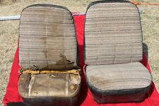 1967-1969 Firebird Bucket Seats