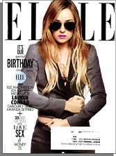 Elle - 2010, October - Lauren Conrad Cover, 25 Things Every Woman Should Know