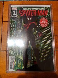 Miles Morales: Spider-Man #1 NM+ 9.6