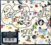 Led Zeppelin Led Zeppelin 3 2-disc deluxe CD NEW unreleased Studio Outakes