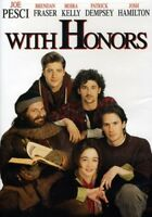 With Honors [New DVD] Full Frame, Repackaged, Amaray Case, Dolby