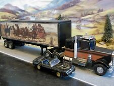 Matchbox Smokey and the Bandit Snowman Truck 1:64 AWESOME