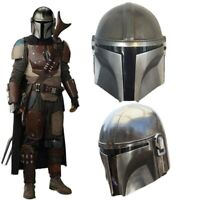 XCOSER Star War The Mandalorian Cosplay Helmet Costume Resin Upgraded Version