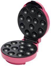 MEDION Popcake Maker (MD 15346) (750 Watt, für 12 Popcakes (rosa/pink)