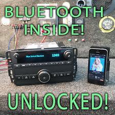 BLUETOOTH! CHEVY GMC EXPRESS SAVANA SAT XM RADIO 13 14 15 16 17 23475277 MP3 AUX