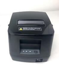 Impresora de tickets térmica Bluetooth 80mm. Impresora tpv con corte automático