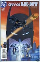 Batman City of Light 2003 series # 2 near mint comic book