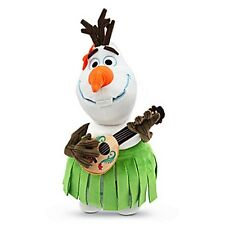 Disney~FROZEN~OLAF~Aloha Plush~Disney Store Exclusive~NWT