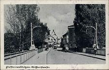1942 Feldpostkarte Stempel Fürstenwalde Spree Briefstempel 2. WK nach Bergedorf