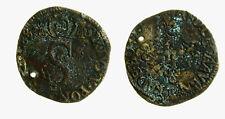 pcc2137_8) Avignone Sisto V (1585-1590) 6 BIANCHI 1588 / GRANDE S FALSO D' EPOCA