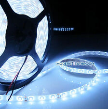 5M Cutable 300 led DC 12V 3528 Flexible Lamp Strip Lights Waterproof Day White