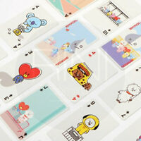 BTS BT21 Official Authentic Goods Playing Card Game Trump + Tracking Code
