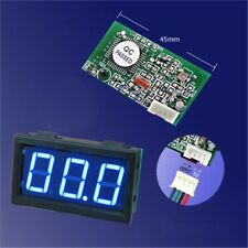 3 digit Mini Blue LED DC 100mA meter. Ideal for CO2 Laser power indicator(100mA)