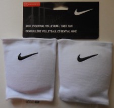 Nike Adult Unisex Essential Volleyball Knee Pad White/Black 1 Pair Size Xl/Xxl